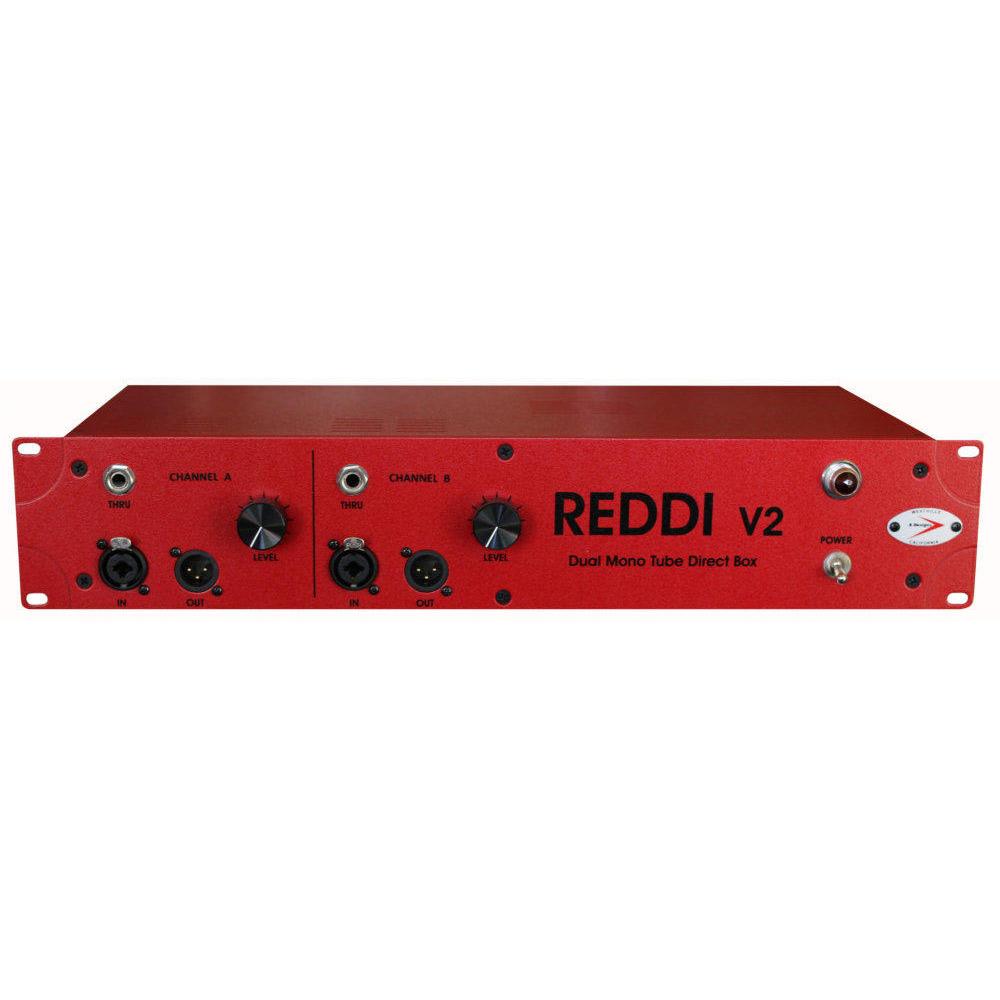 特別オファー A-Designs A-Designs 2ch REDDI-V2 Audio REDDI-V2 2ch チューブ DI【エーデザインオーディオ】, オウミハチマンシ:af0c5127 --- canoncity.azurewebsites.net