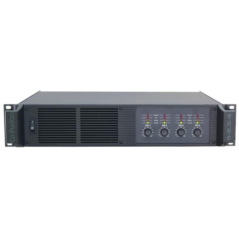 CO-FUSION S-2.5-4 スイッチモードパワーアンプ 【コフュージョン】