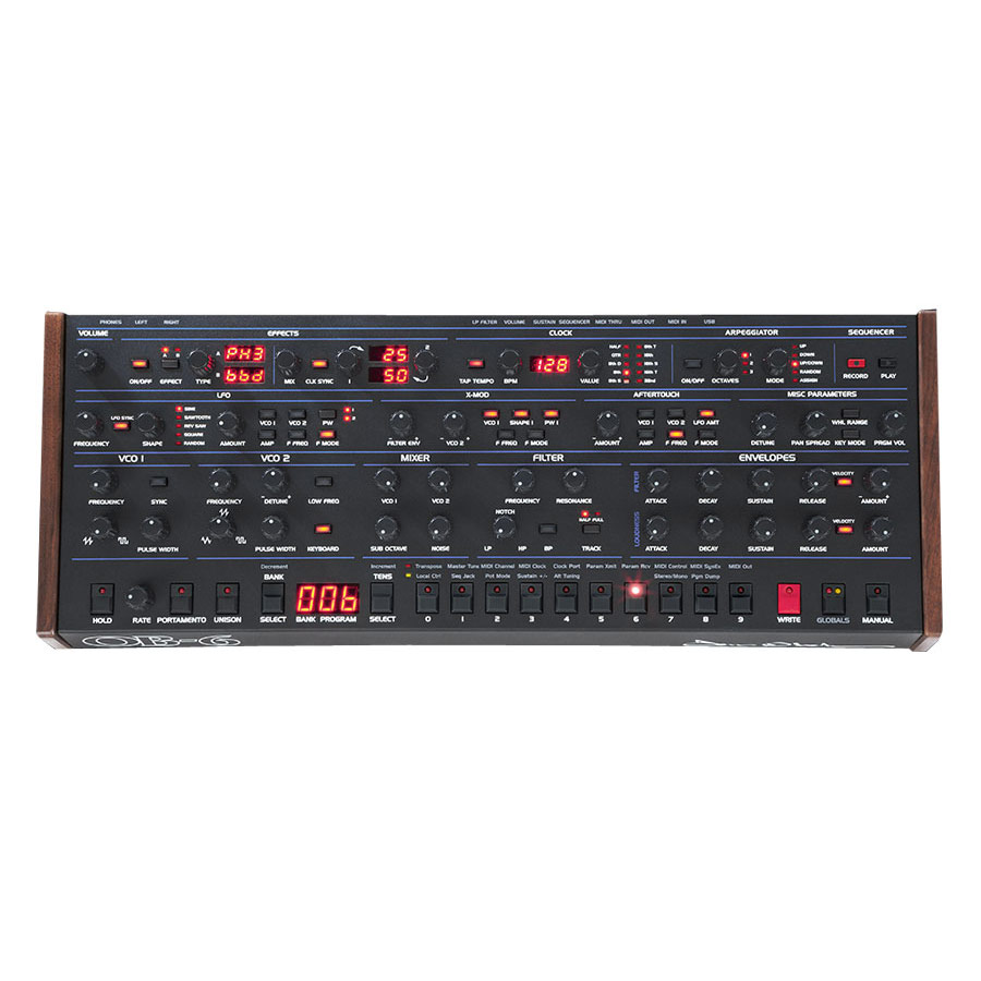 Dave Smith Instruments OB-6 Module シンセサイザー 【デイブスミス インストゥルメンツ 】