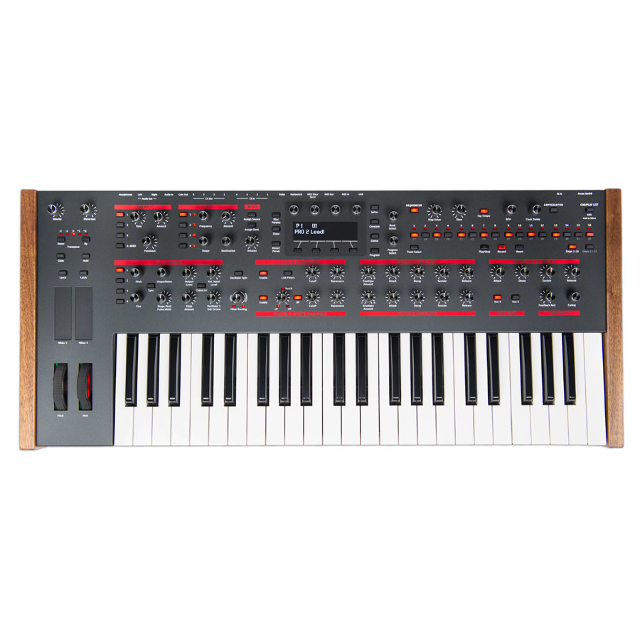 Dave Smith Instruments PRO2 モノフォニック・シンセサイザー 【デイブスミス インストゥルメンツ 】