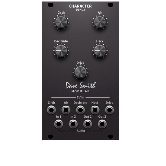 Dave Smith Instruments DSM-02 デジタルエフェクトモジュール 【デイブスミス インストゥルメンツ 】