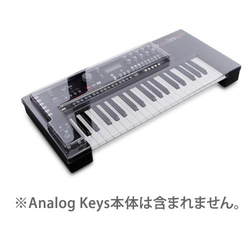 DECKSAVER DS-Elektron-Analog Keys シンセサイザー/鍵盤用の耐衝撃カバー 【デッキセーバー】