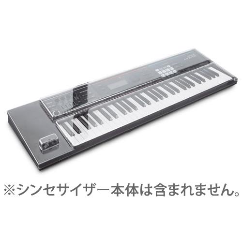 DECKSAVER DS-PC-JUNODS61 シンセサイザー用耐衝撃カバー 【デッキセーバー】
