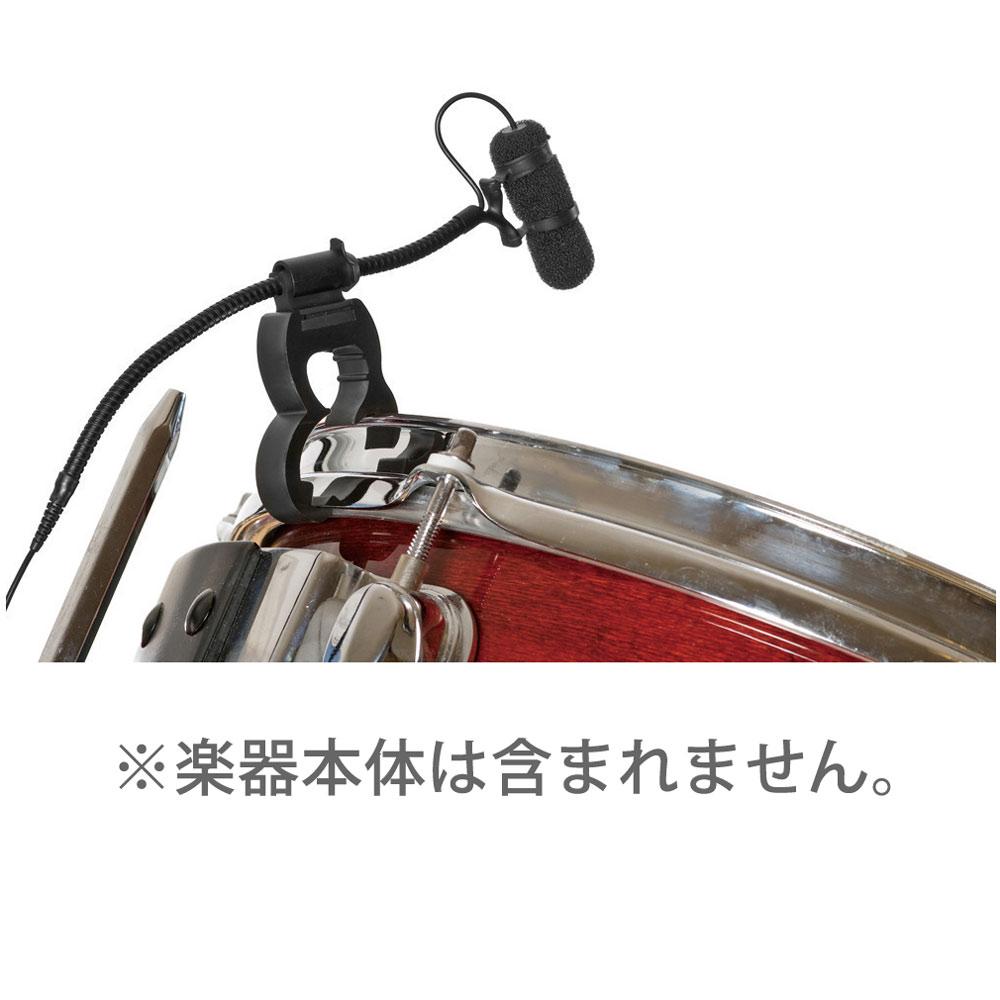 DPA Microphones VO4099D ドラム用マイクセット