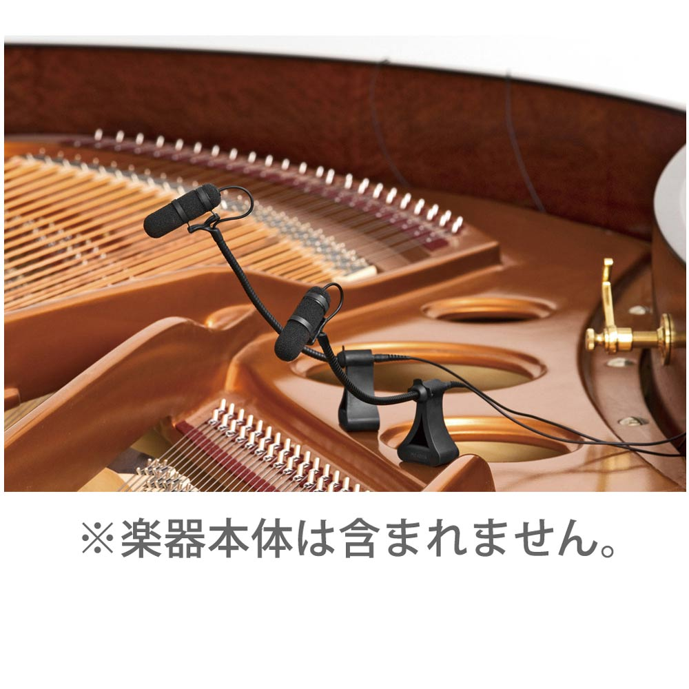 DPA Microphones VO4099P ピアノ用マイクセット