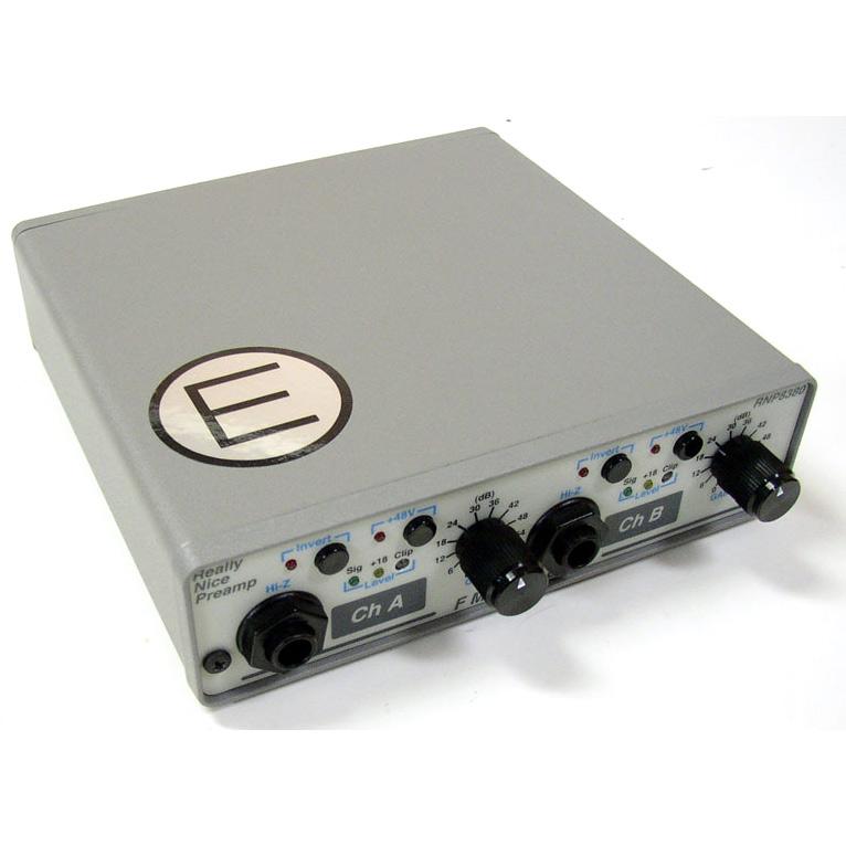 FMR Audio RNP8380(E) Eバージョン(片ch改造) マイクプリアンプ 【FMRオーディオ】【受注生産 納期1週間 ※注文後のキャンセル不可】