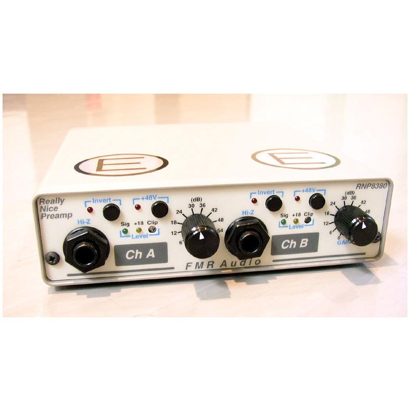 FMR Audio RNP8380(EE) マイクプリアンプ 【FMRオーディオ】