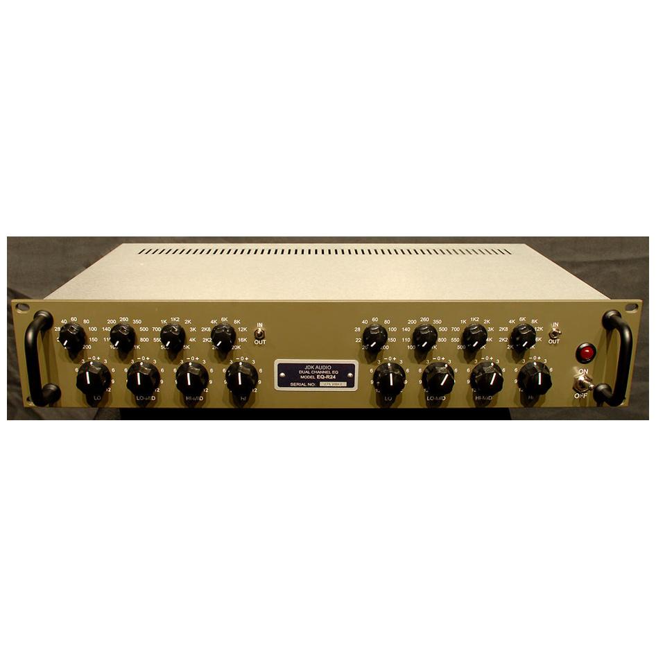 JDK Audio R24 パラメトリックイコライザー 【ジェーディーケーオーディ】