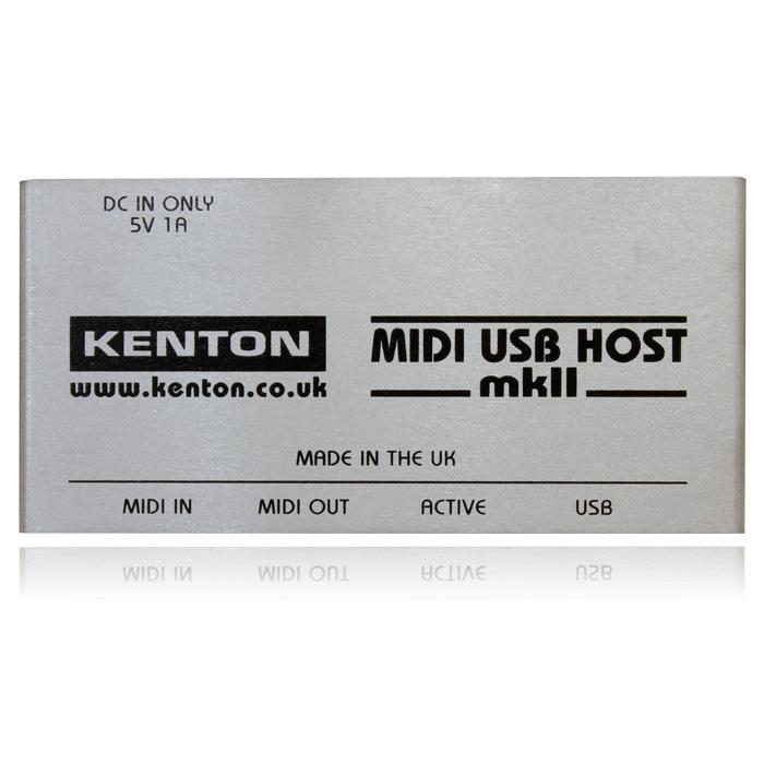 KENTON MIDI USB HOST MkII コンバーター 【ケントン】