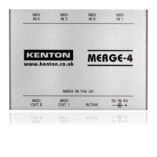KENTON MERGEー4 MIDIマージボックス 【ケントン】
