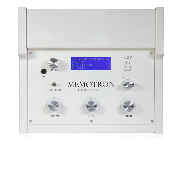 manikin electronic Memotron M2D サウンドモジュール 【マニキンエレクトロニック】