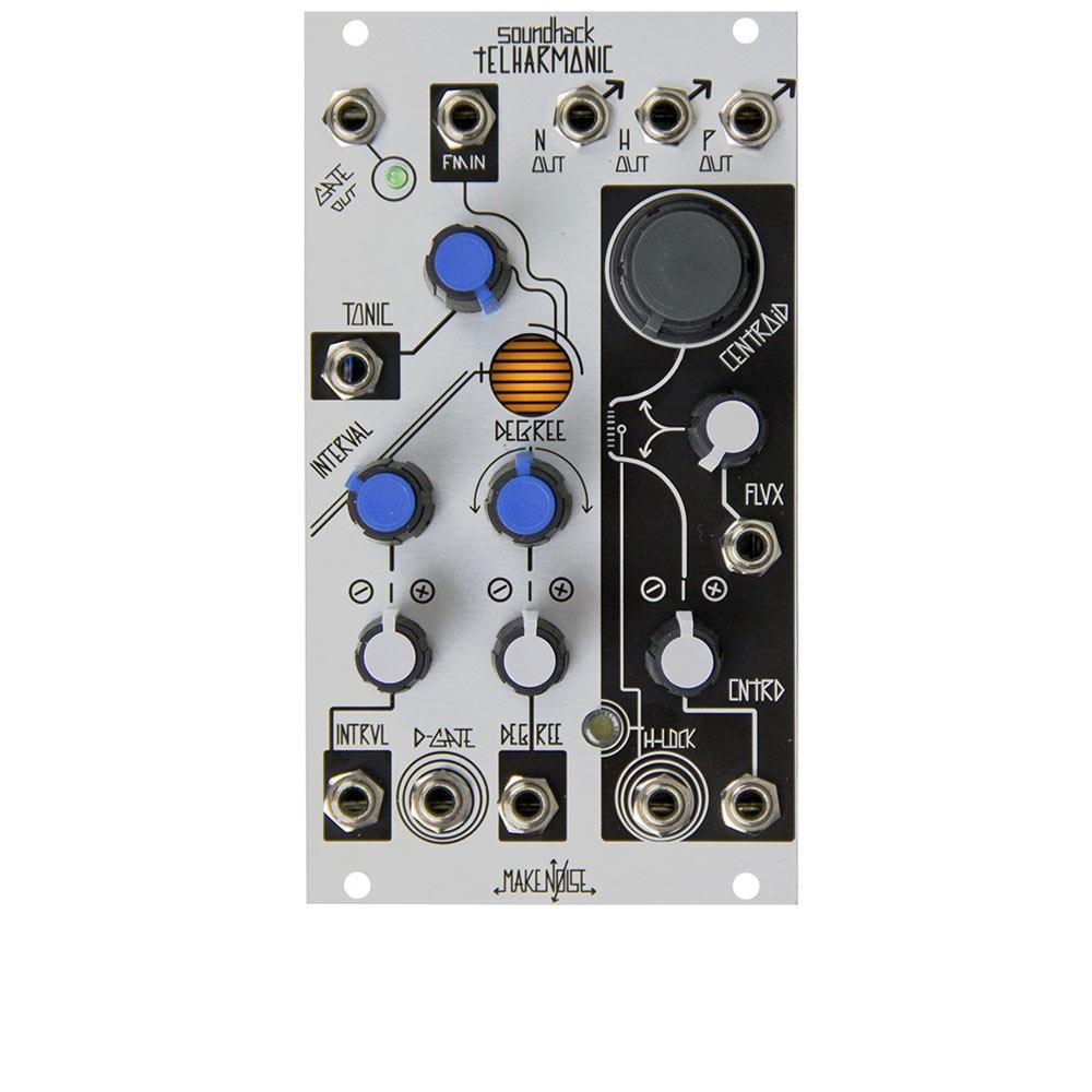 Make Noise tELHARMONIC シンセサイザー・モジュール 【メイクノイズ】