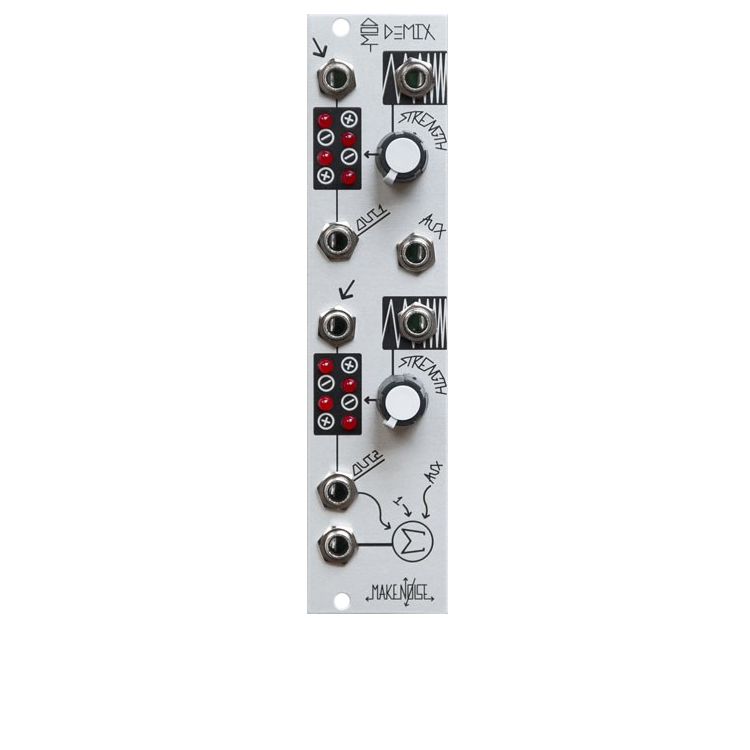 Make Noise modDemix プロセッサーモジュール 【メイクノイズ】