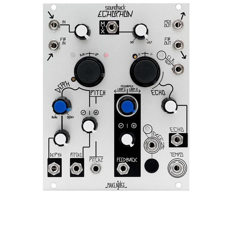 Make Noise Echophon ピッチシフトエコーモジュール 【メイクノイズ】