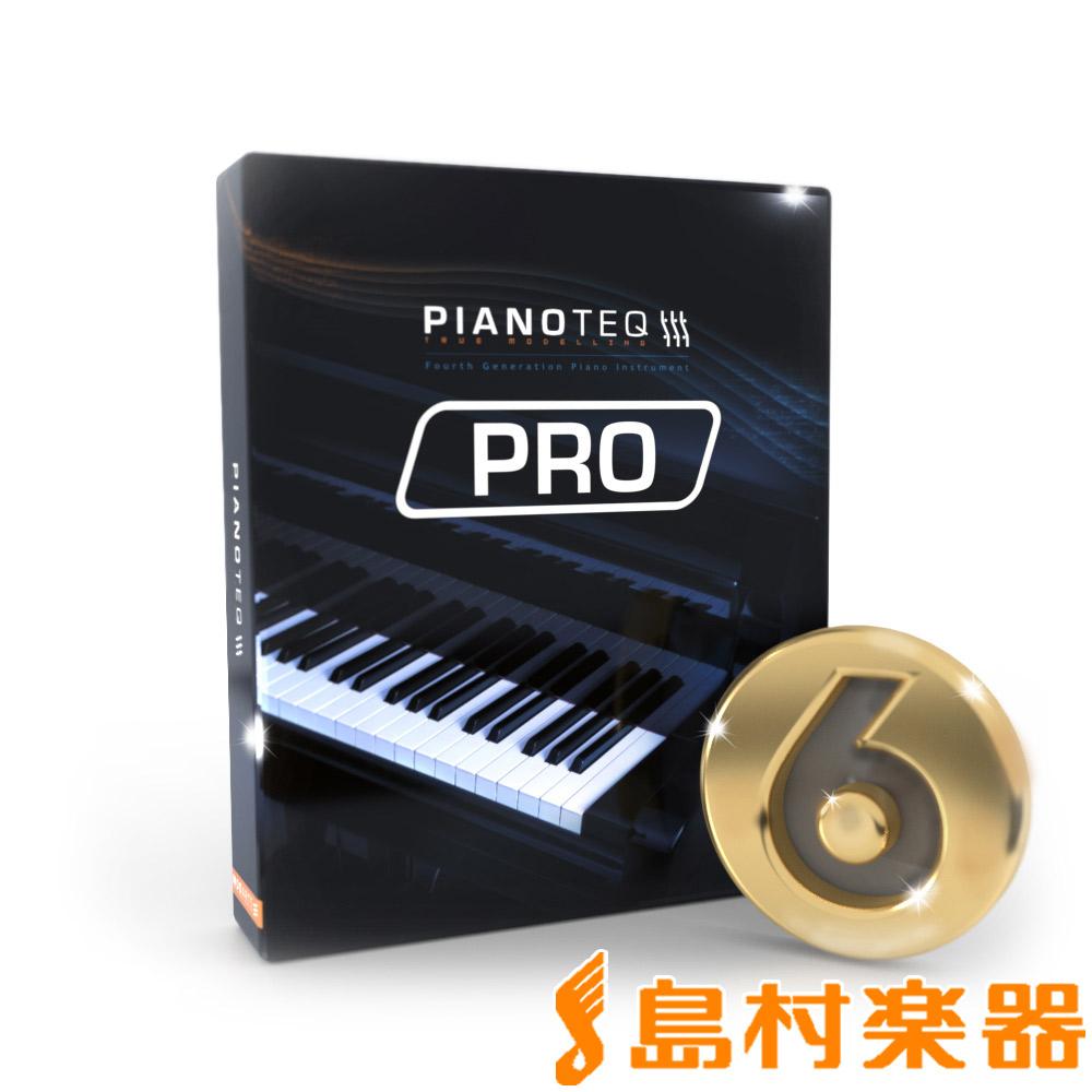 MODARTT Pianoteq6 PRO フィジカルモデリングピアノ音源 【モダート】【国内正規品】【ダウンロード版】