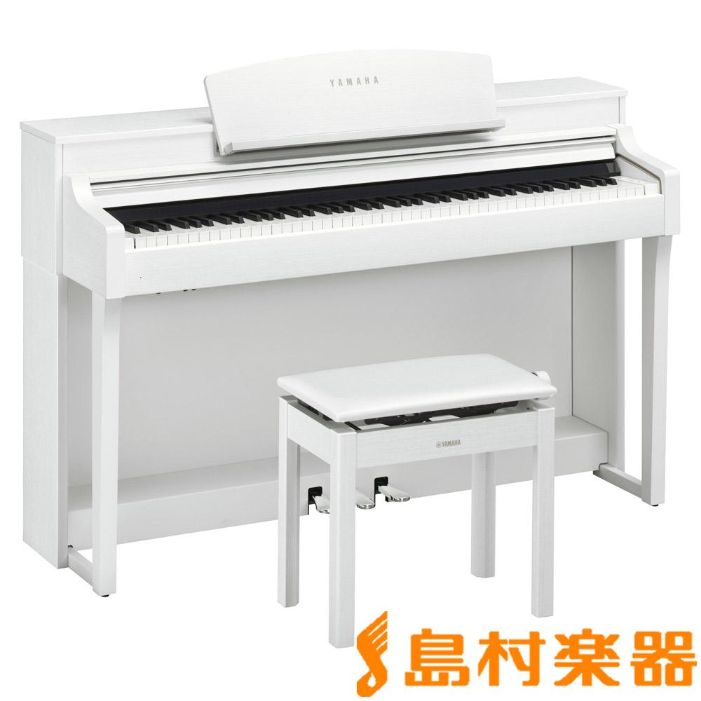 YAMAHA CSP-150WH 電子ピアノ クラビノーバ 88鍵盤 【ヤマハ CSP150 Clavinova】【配送設置無料・代引き払い不可】【別売り延長保証対応プラン:C】