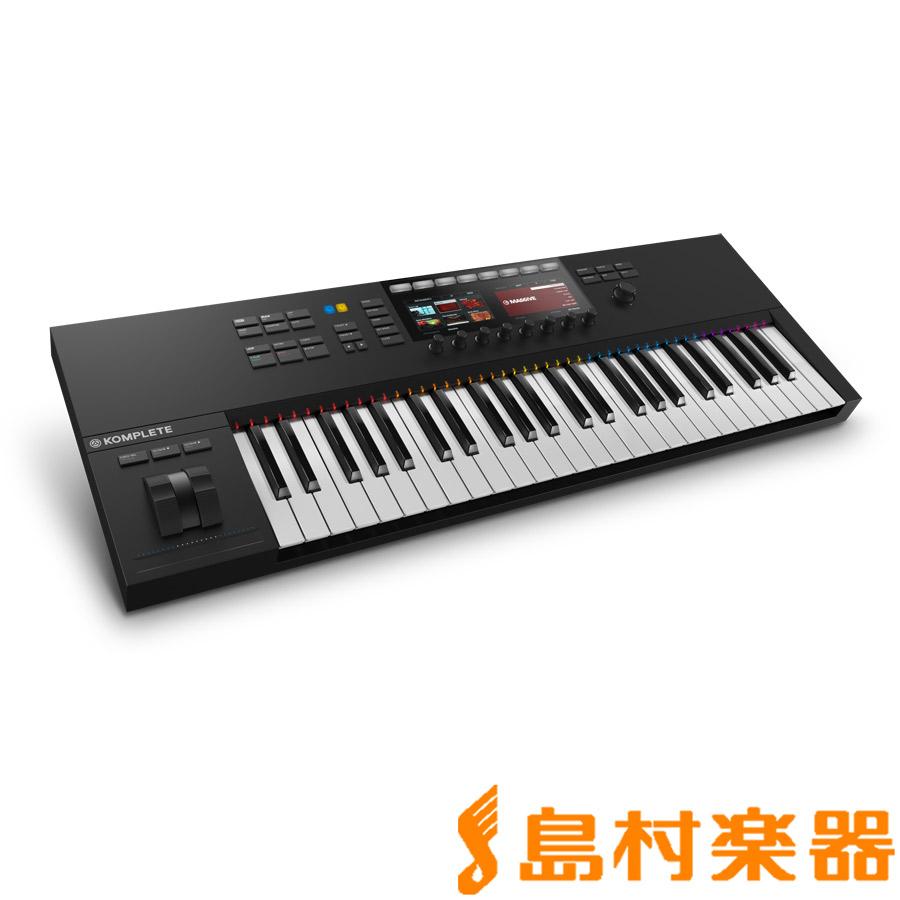 Native Instruments(NI) KOMPLETE KONTROL S49 MK2 MIDIキーボード 49鍵盤 【ネイティブインストゥルメンツ】