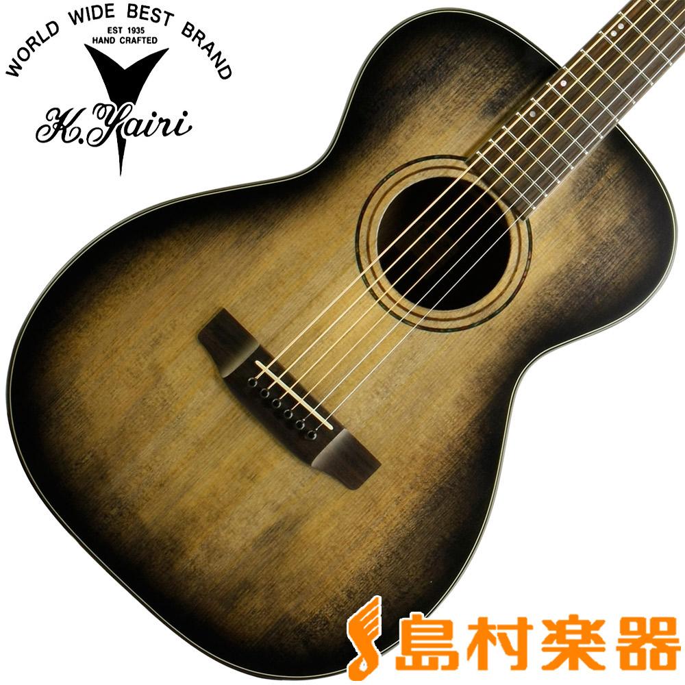 K.Yairi SO-OV2 VBB アコースティックギター エンジェルシリーズ 【アコギ / フォークギター】 【Kヤイリ】【島村楽器限定モデル】