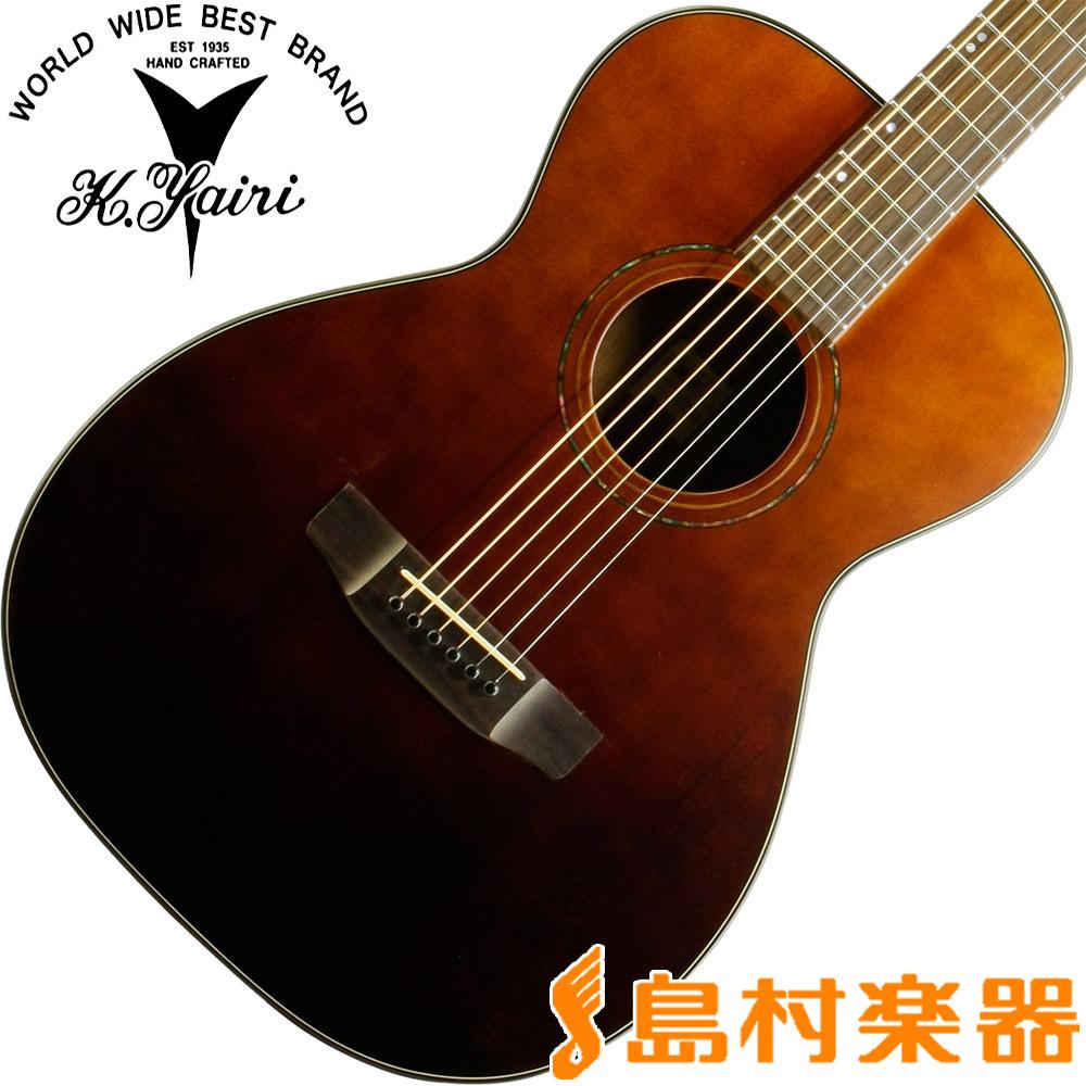 K.Yairi SO-OV2 VSB アコースティックギター エンジェルシリーズ 【アコギ / フォークギター】 【Kヤイリ】【島村楽器限定モデル】