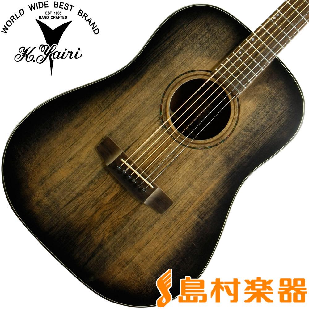 K.Yairi SL-OV2 VBB アコースティックギター エンジェルシリーズ 【アコギ / フォークギター】 【Kヤイリ】【島村楽器限定モデル】