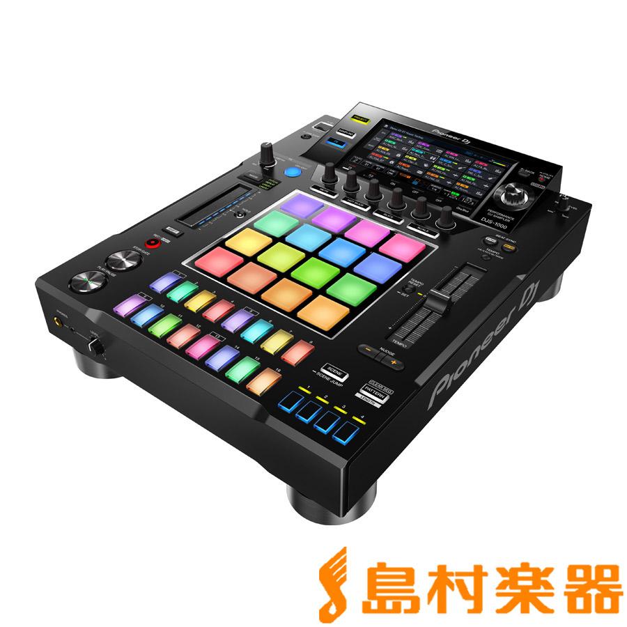 Pioneer DJ DJS-1000 DJサンプラー 【パイオニア DJS1000】