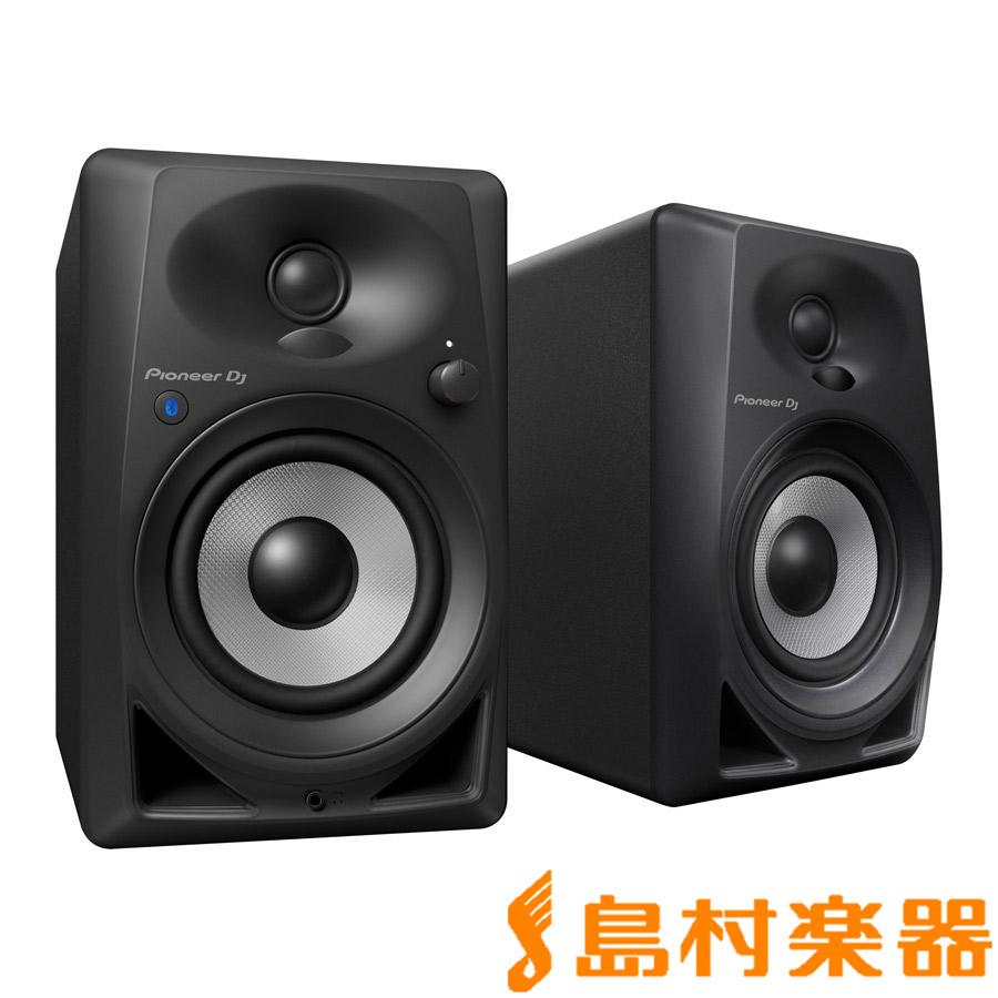 Pioneer DJ DM-40BT ブラック Bluetooth ワイヤレスモニタースピーカー 【パイオニア DM40BT】