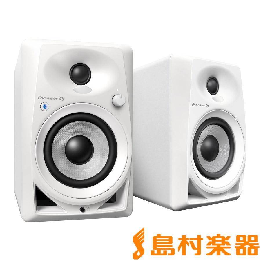 Pioneer DM-40BT-W ホワイト Bluetooth ワイヤレスモニタースピーカー 【パイオニア DM40BTW】