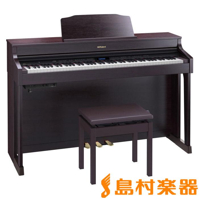 Roland HP603A CR クラシックローズウッド調仕上げ 電子ピアノ 88鍵盤 【ローランド】【配送設置無料・代引き払い不可】【別売り延長保証対応プラン:D】