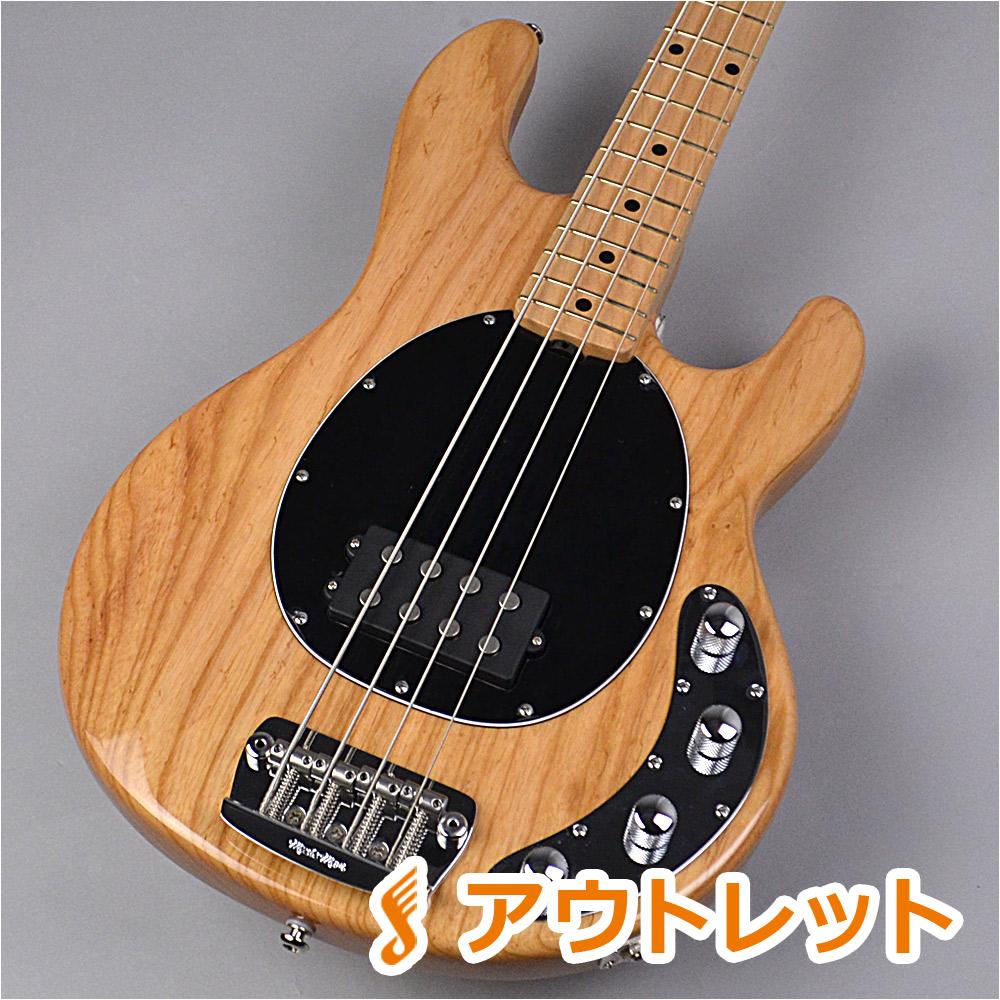 MUSICMAN StingRay4/M/BK natural S/N:E96678 【ミュージックマン スティングレイ4】【りんくうプレミアムアウトレット店】【アウトレット】