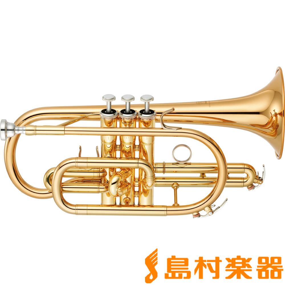 YAMAHA YCR-4330GII B♭ コルネット 【ヤマハ YCR4330GII】
