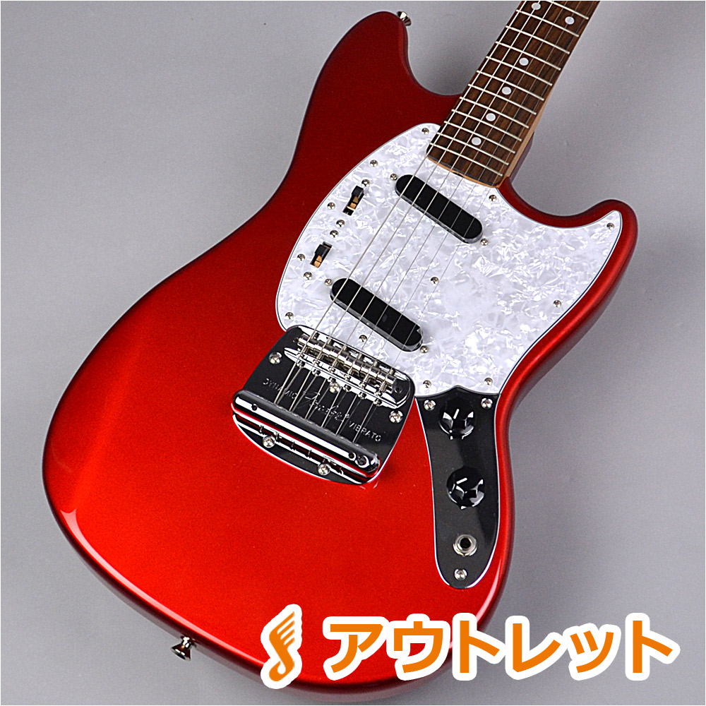 Fender Japan Exclusive Classic 70s Mustang MH 生産完了モデル 【フェンダー】【りんくうプレミアムアウトレット店】