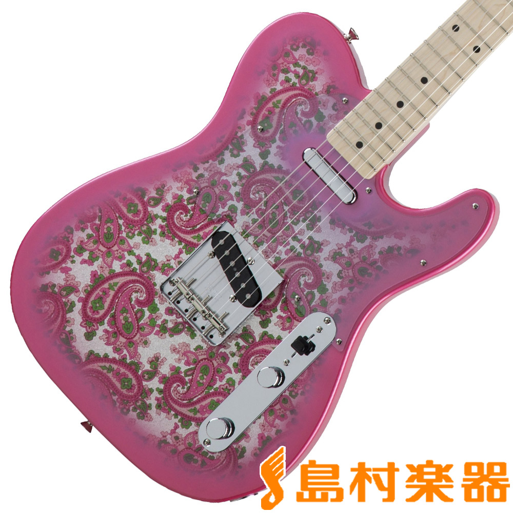 Fender Made in Japan Traditional 69 Telecaster Pink Paisley テレキャスター エレキギター 【フェンダー】