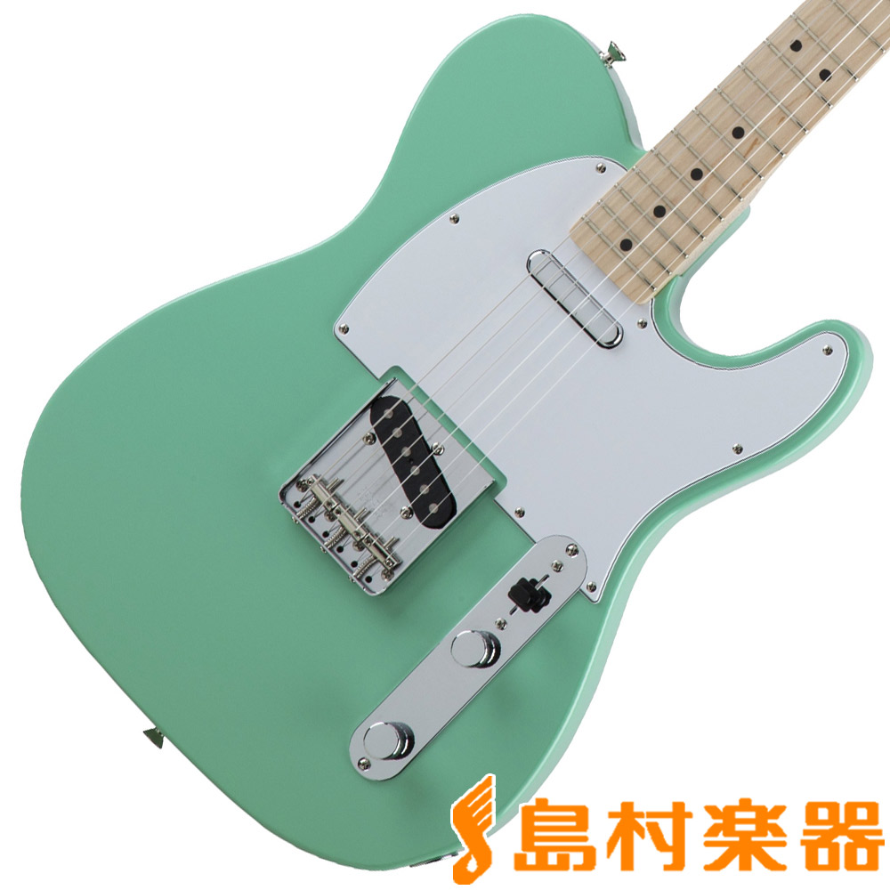 Fender Made in Japan Traditional 70s Telecaster Ash Surf Green/Maple テレキャスター エレキギター メイプル指板 【フェンダー】