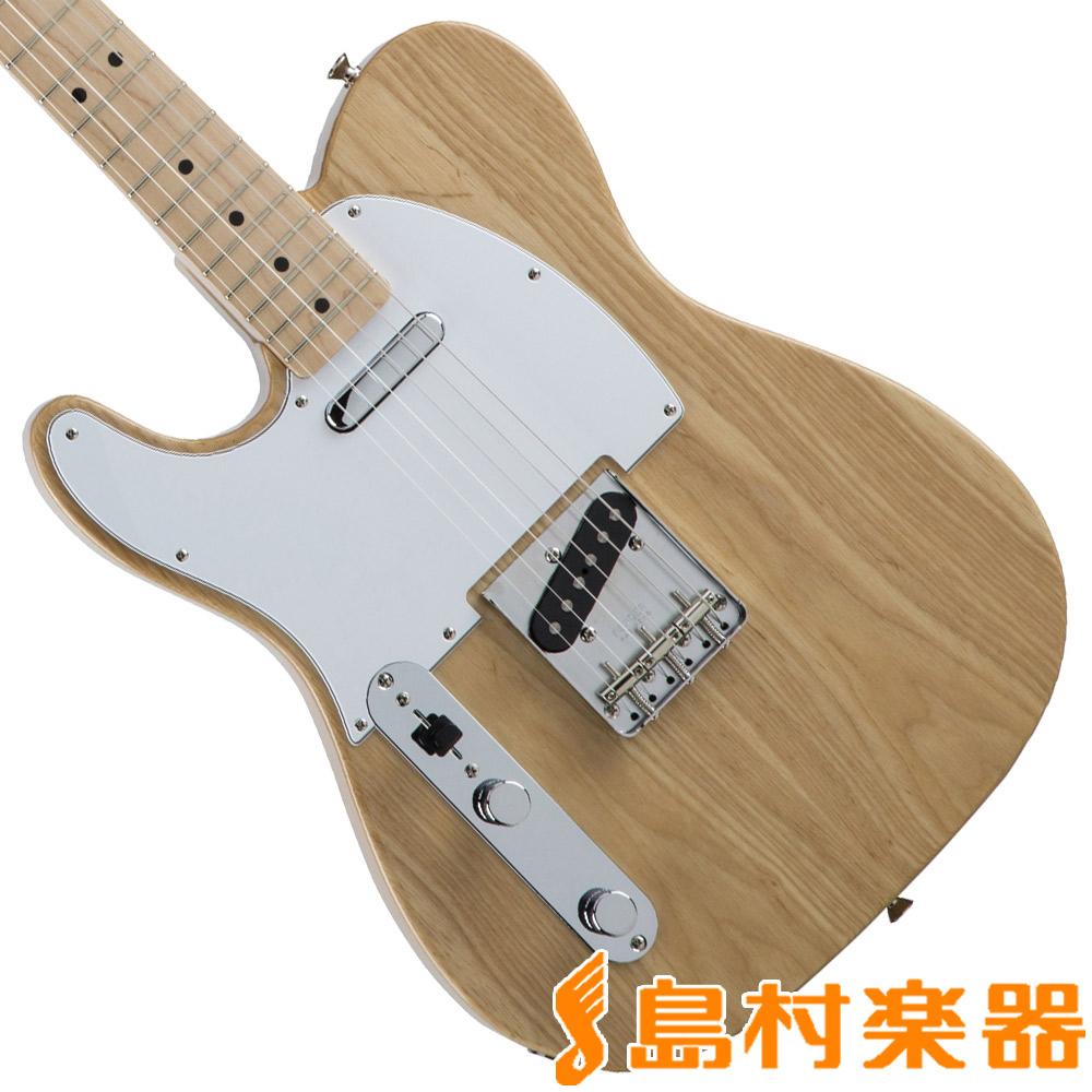 Fender Made in Japan Traditional 70s Telecaster Ash Left-Hand Natural テレキャスター エレキギター 左利き レフトハンド 【フェンダー】