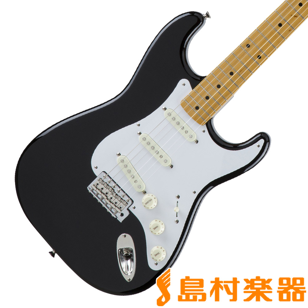 Fender Made in Japan Traditional 50s Stratocaster Black ストラトキャスター エレキギター 【フェンダー】