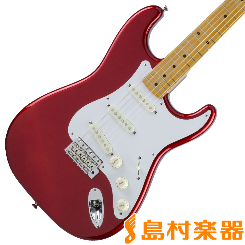 Fender Made in Japan Traditional 50s Stratocaster Candy Apple Red ストラトキャスター エレキギター 【フェンダー】