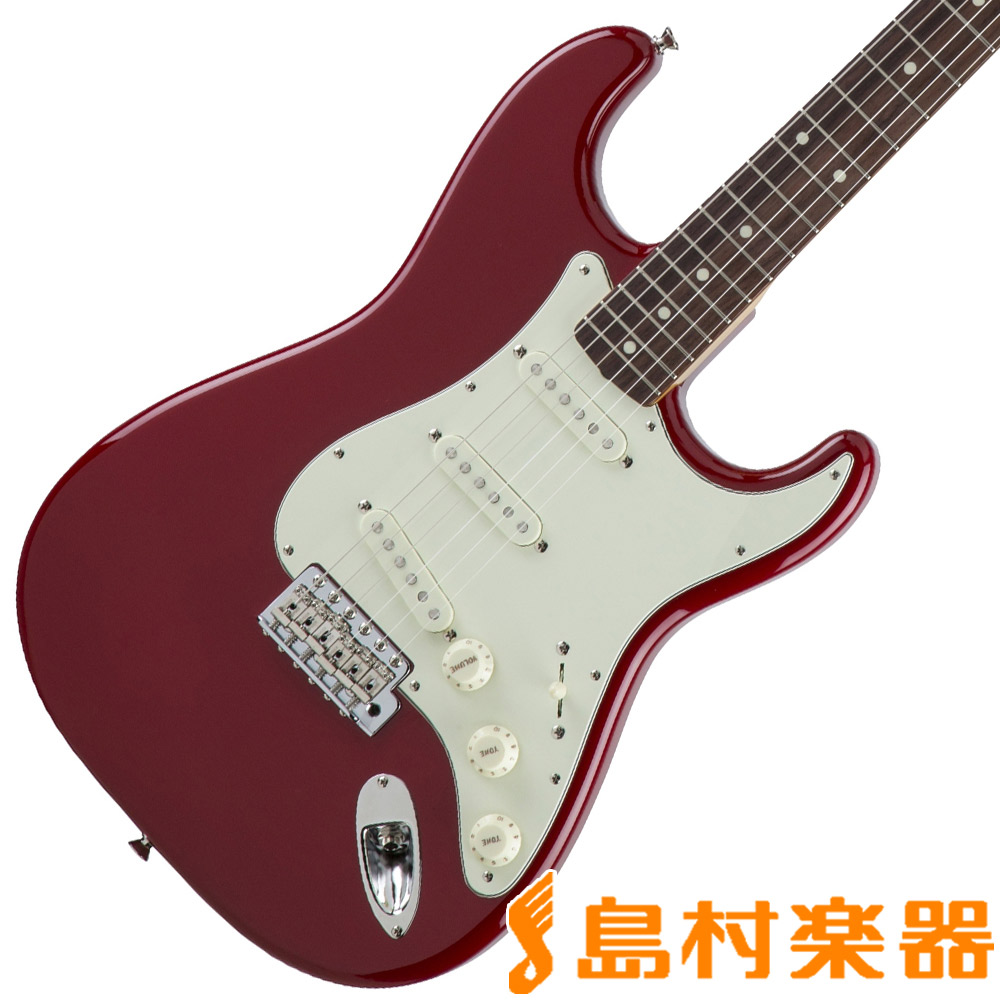 Fender Made in Japan Traditional 60s Stratocaster Torino Red ストラトキャスター エレキギター 【フェンダー】