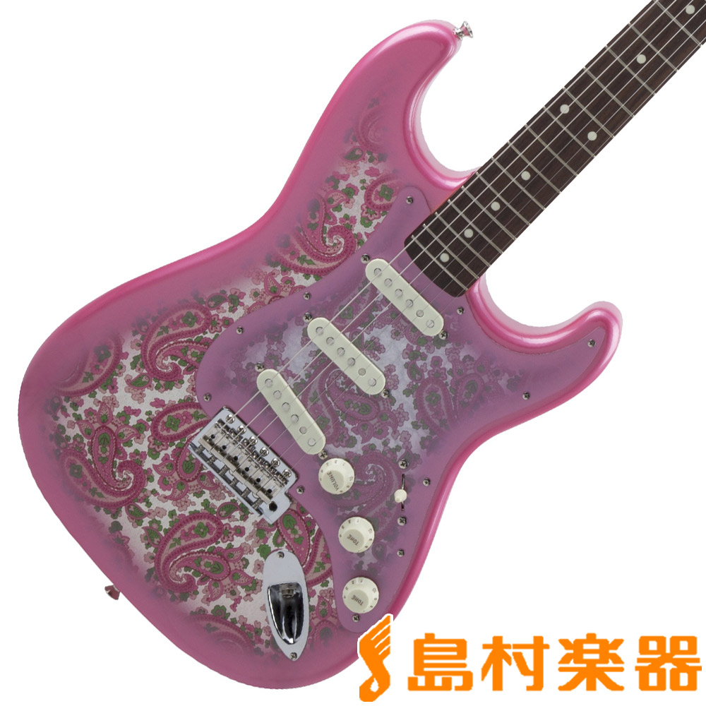 Fender Made in Japan Traditional 60s Stratocaster Pink Paisley ストラトキャスター エレキギター 【フェンダー】【生産完了品】