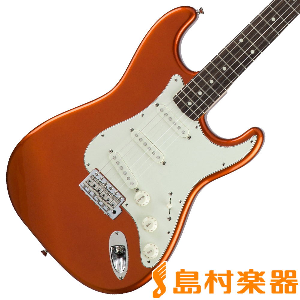 Fender Made in Japan Traditional 60s Stratocaster Candy Tangerine ストラトキャスター エレキギター 【フェンダー】
