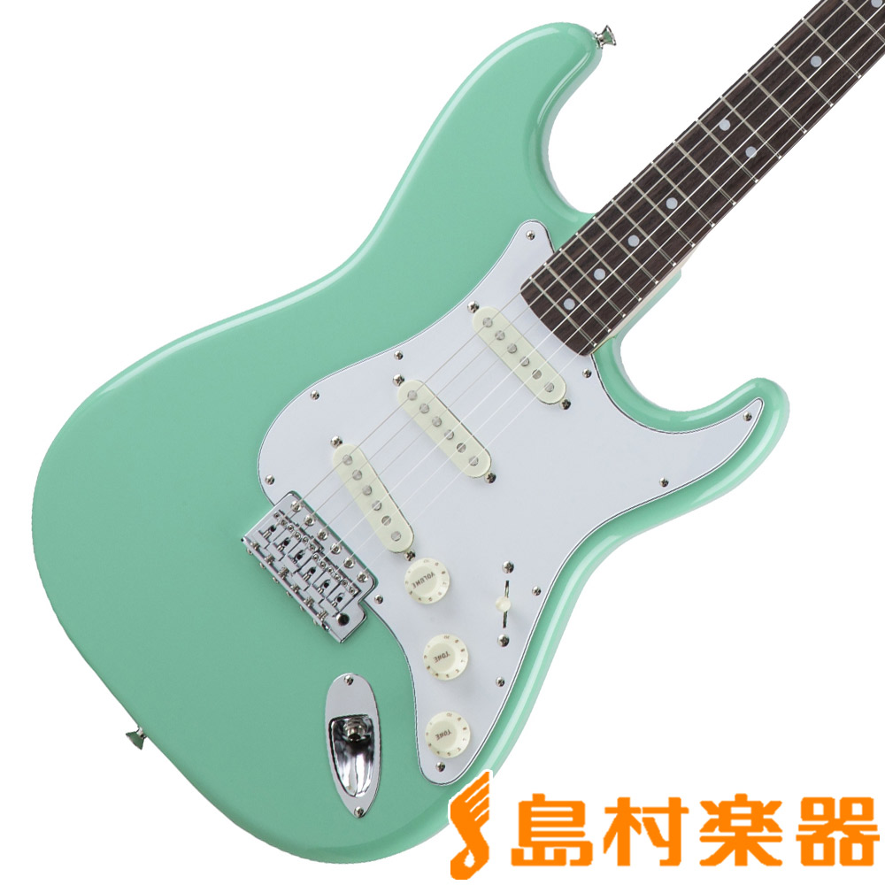 Fender Made in Japan Traditional 70s Stratocaster Surf Green ストラトキャスター エレキギター 【フェンダー】
