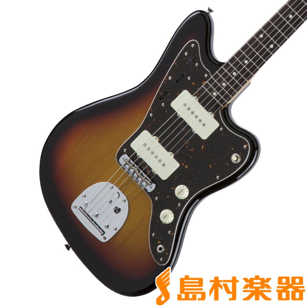 【クレジット無金利 10/31まで♪】Fender Made in Japan Traditional 60s Jazzmaster 3TSB3-Color Sunburst ジャズマスター エレキギター 【フェンダー】