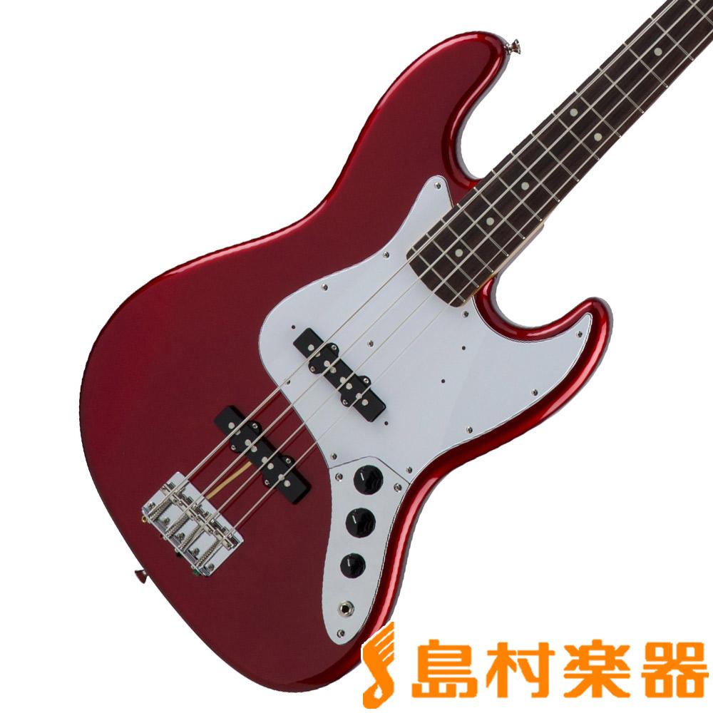 【クレジット無金利 10/31まで♪】Fender Made in Japan Traditional 60s Jazz Bass Candy Apple Red ジャズベース 【フェンダー】