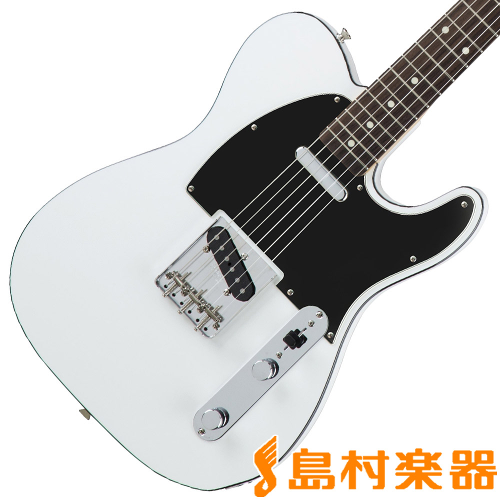 Fender Made in Japan Traditional 60s Telecaster Custom Arctic White テレキャスター エレキギター 【フェンダー】