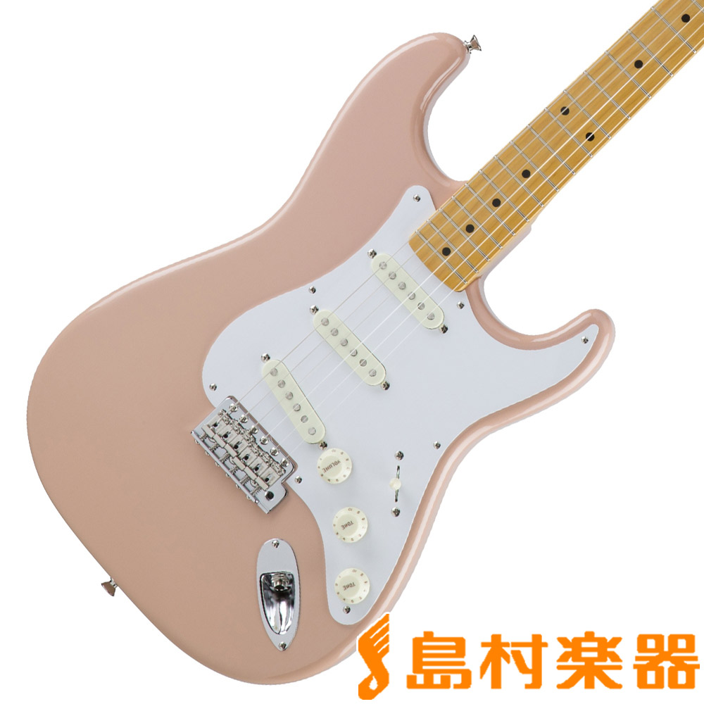 Fender Made in Japan Traditional 58 Stratocaster Flamingo Pink ストラトキャスター エレキギター 【フェンダー】