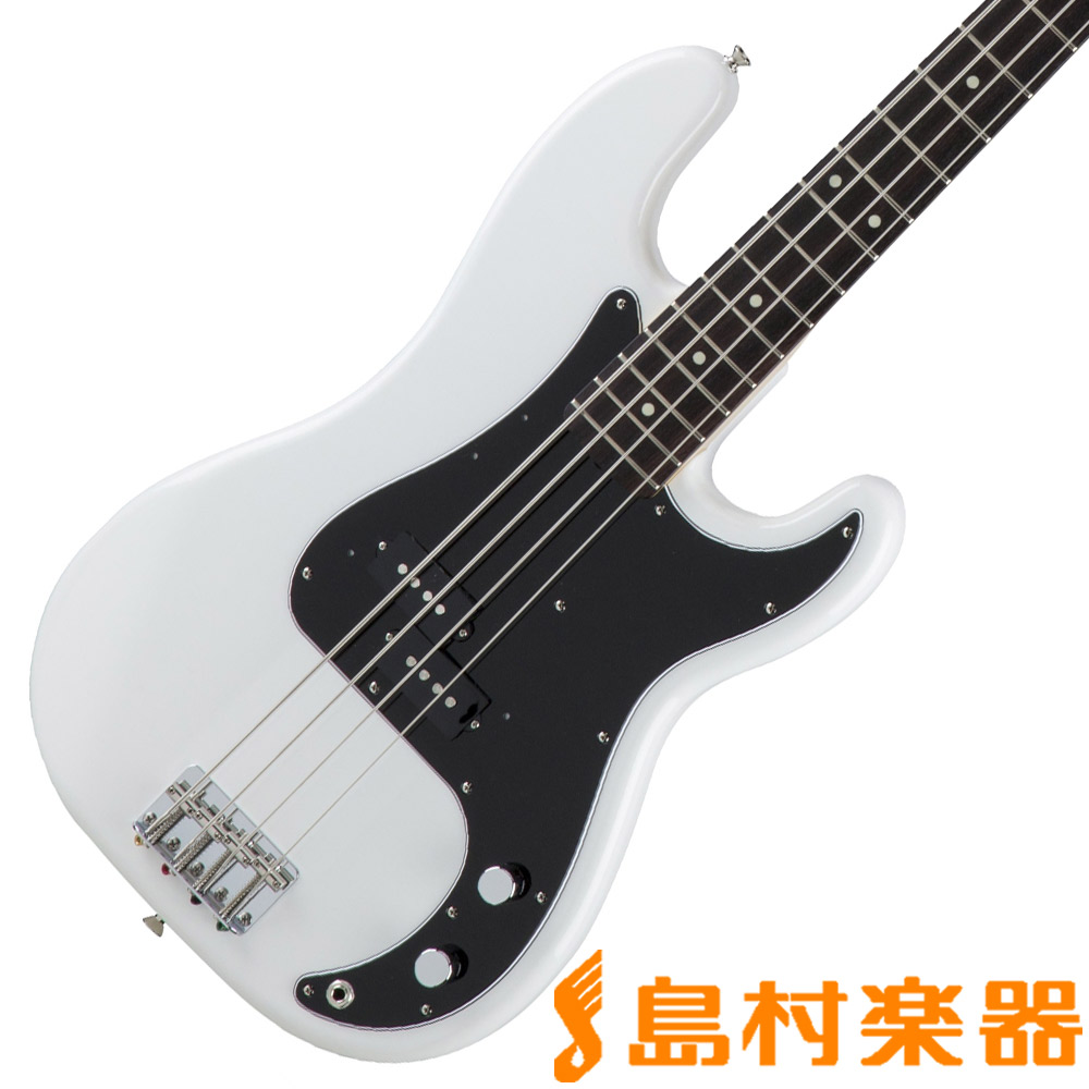 Fender Made in Japan Traditional 70s Precision Bass Arctic White プレシジョンベース 【フェンダー】