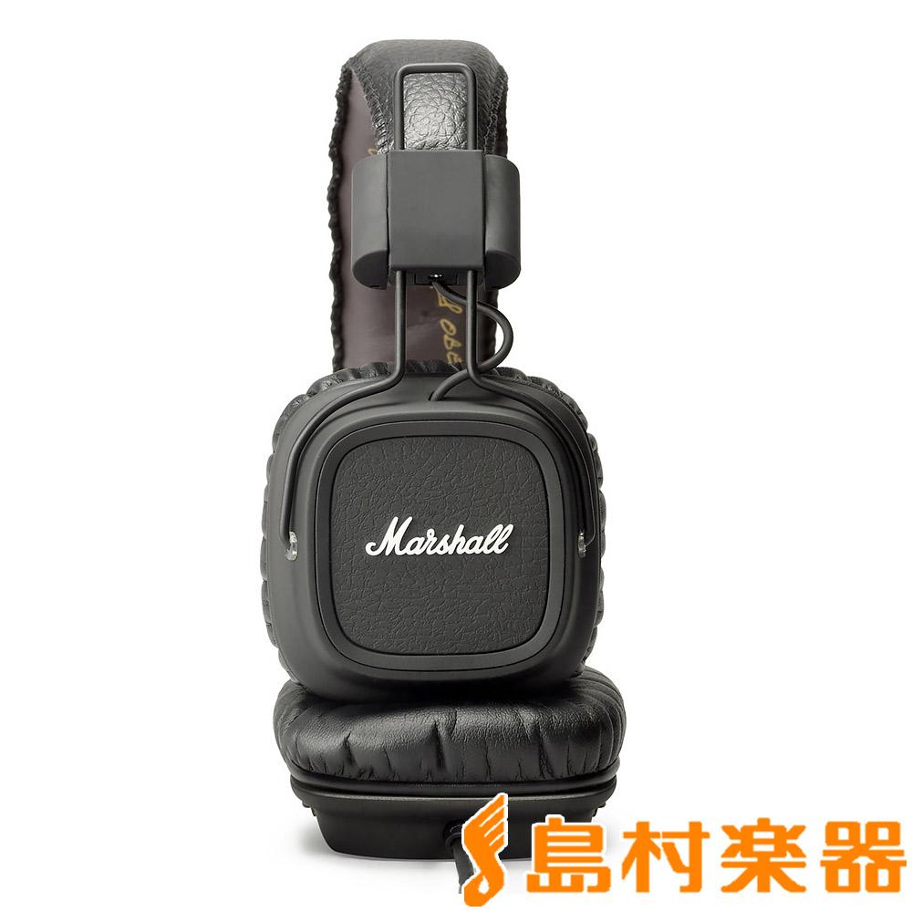 Marshall MAJOR MajorWHITE 密閉型オーバーイヤーヘッドホン 【マーシャル】