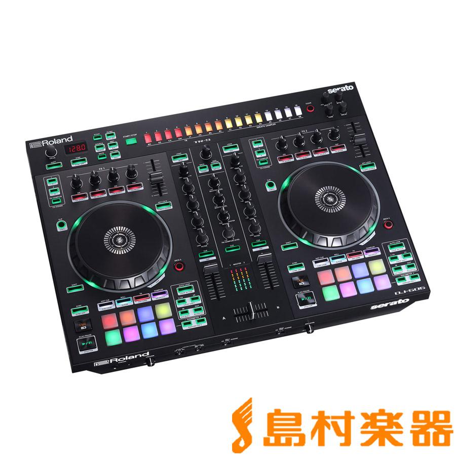 DJ505】 [ 【ローランド DJ対応] DJ-505 Roland AIRA serato DJコントローラー