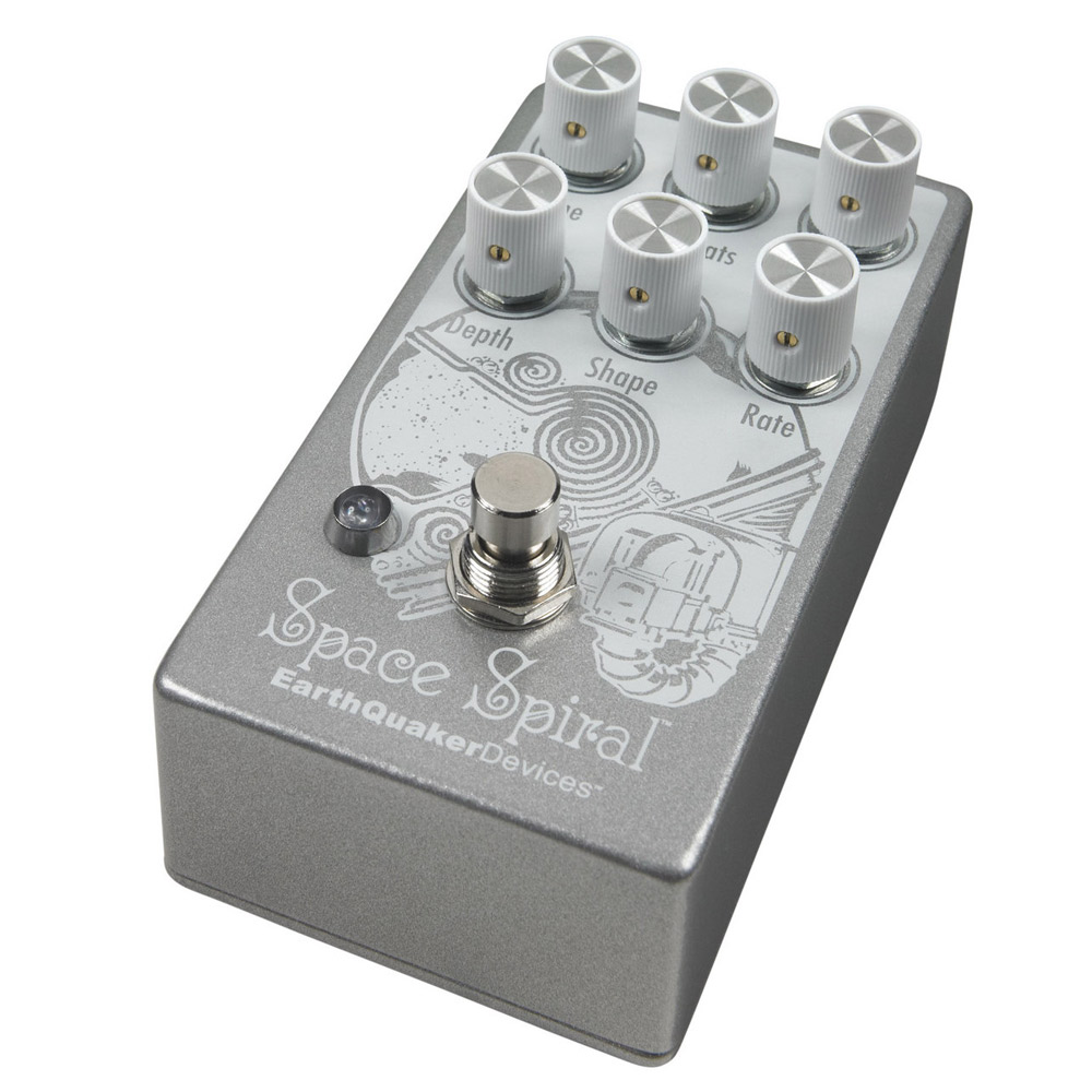 EarthQuaker Devices Space Spiral Modulated Delay ディレイ エフェクター 【アースクエイカーデバイス】【梅田ロフト店】