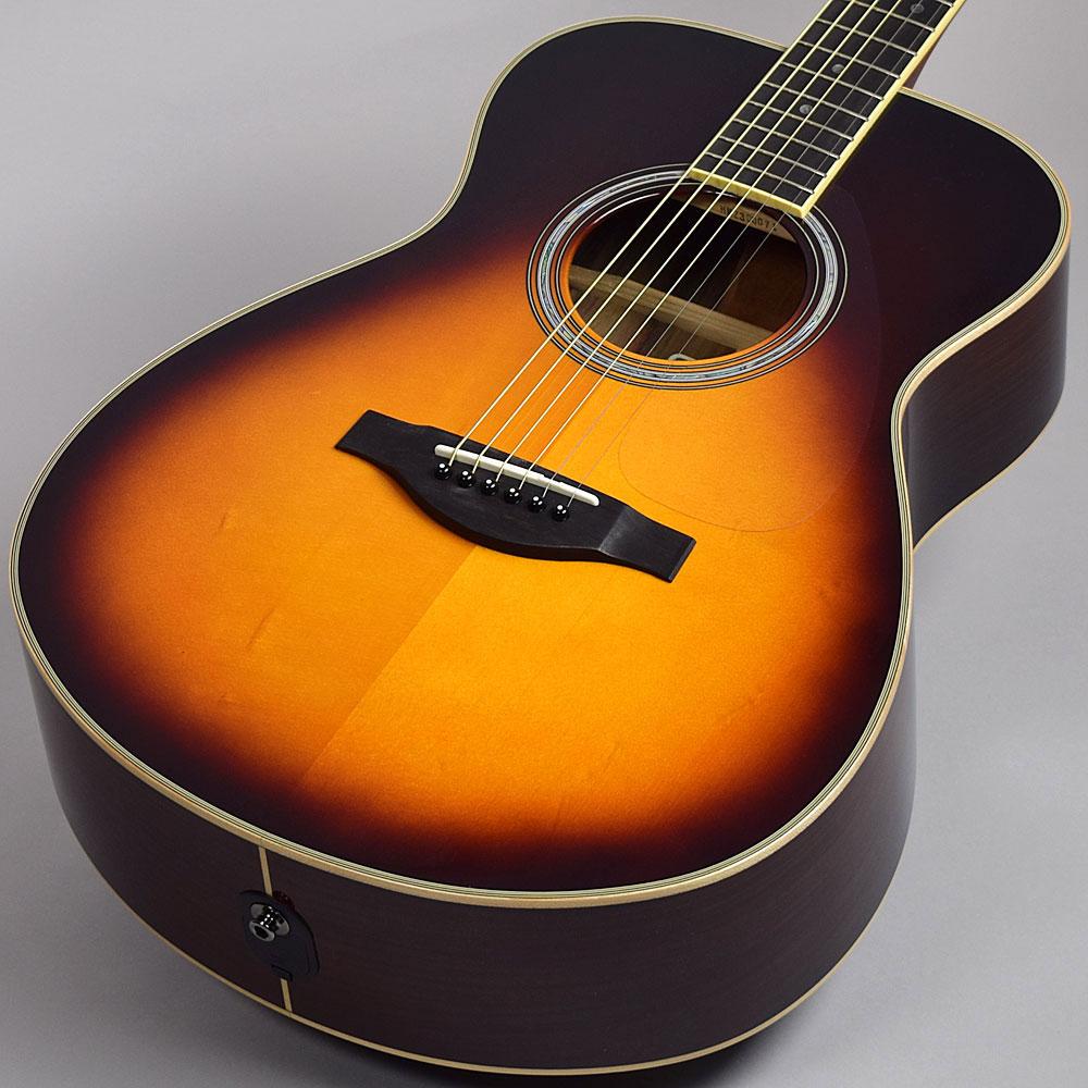YAMAHA LS-TA BS(ブラウンサンバースト) アコースティックギター(エレアコ) 【ヤマハ TransAcoustic/トランスアコースティック】【福岡イムズ店】