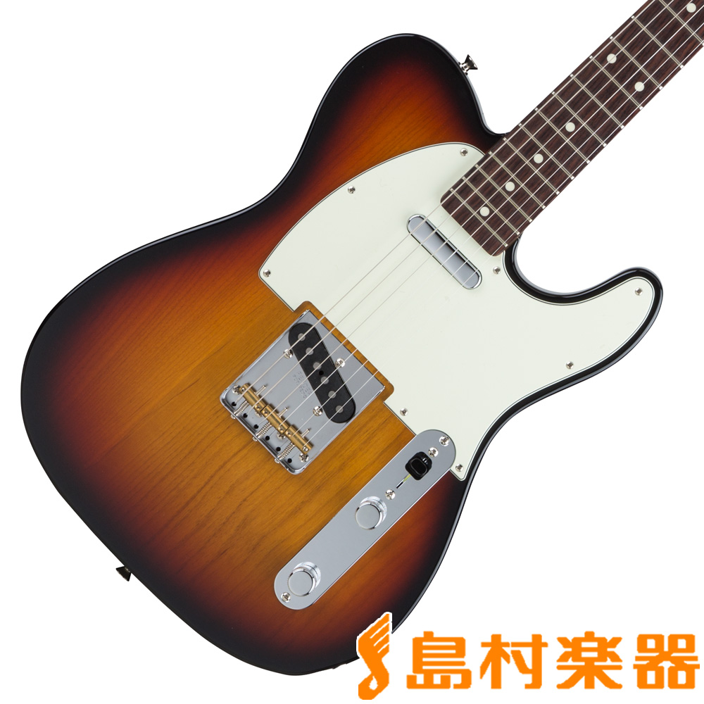 Fender Hybrid 60s Telecaster 3 Color Sunburst エレキギター 【フェンダー】